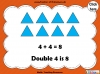 Doubles - Year 1 (slide 5/37)