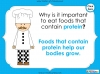 Eating Healthy Food - KS1 (slide 21/40)