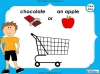 Eating Healthy Food - KS1 (slide 28/40)