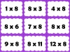 Eight Times Table Snap (slide 23/26)