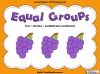 Equal Groups - Year 1 (slide 1/30)