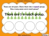 Equal Groups - Year 1 (slide 24/30)