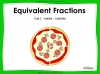 Equivalent Fractions - Year 2 (slide 1/12)