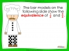 Equivalent Fractions - Year 2 (slide 5/12)
