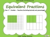 Equivalent Fractions - Year 5 (slide 1/70)