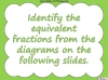 Equivalent Fractions - Year 5 (slide 10/70)