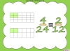 Equivalent Fractions - Year 5 (slide 15/70)