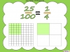 Equivalent Fractions - Year 5 (slide 24/70)