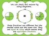 Equivalent Fractions - Year 5 (slide 28/70)