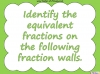 Equivalent Fractions - Year 5 (slide 4/70)
