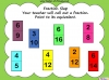 Equivalent Fractions - Year 5 (slide 59/70)