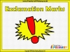 Exclamation Marks (slide 1/10)