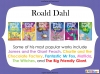 Fantastic Mr Fox by Roald Dahl (slide 13/103)
