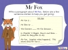 Fantastic Mr Fox by Roald Dahl (slide 29/103)
