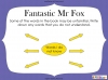 Fantastic Mr Fox by Roald Dahl (slide 37/103)