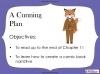 Fantastic Mr Fox by Roald Dahl (slide 64/103)