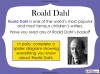 Fantastic Mr Fox by Roald Dahl (slide 8/103)