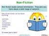 Fiction and Non-fiction (slide 3/8)
