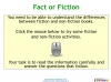 Fiction and Non-fiction (slide 7/8)