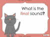 Final Sounds - EYFS (slide 3/18)