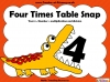 Four Times Table Snap (slide 1/26)