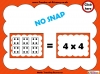 Four Times Table Snap (slide 17/26)