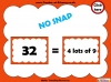 Four Times Table Snap (slide 6/26)