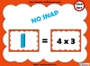 Four Times Table Snap (slide 9/26)