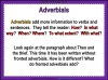 Fronted Adverbials (slide 16/21)