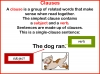 Get Ready for the SATs - Grammar and Punctuation (slide 46/175)
