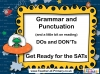 Get Ready for the SATs - Grammar and Punctuation