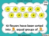 Grouping - Making Equal Groups - Year 1 (slide 15/33)