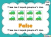 Grouping - Making Equal Groups - Year 1 (slide 21/33)