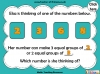 Grouping - Making Equal Groups - Year 1 (slide 28/33)