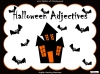 Halloween Adjectives (slide 1/26)