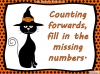 Halloween Counting to 20 (slide 3/22)
