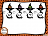 Halloween Counting to 20 (slide 8/22)
