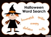 Halloween Word Search 2 (slide 1/7)