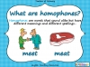 Homophones - Year 3 and 4 (slide 2/19)