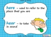 Homophones - Year 3 and 4 (slide 6/19)