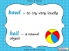 Homophones - Year 3 and 4 (slide 7/19)