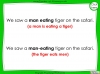 Hyphens to Avoid Ambiguity - Year 5 and 6 (slide 23/28)