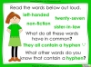 Hyphens to Avoid Ambiguity - Year 5 and 6 (slide 4/28)