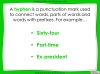 Hyphens to Avoid Ambiguity - Year 5 and 6 (slide 6/28)