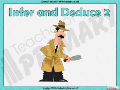 Infer and Deduce 2