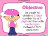Introducing Dividing 2-Digits by 1-Digit - Year 3 (slide 15/34)