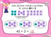Introducing Dividing 2-Digits by 1-Digit - Year 3 (slide 16/34)