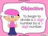 Introducing Dividing 2-Digits by 1-Digit - Year 3 (slide 2/34)