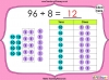 Introducing Dividing 2-Digits by 1-Digit - Year 3 (slide 23/34)