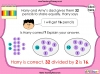 Introducing Dividing 2-Digits by 1-Digit - Year 3 (slide 26/34)